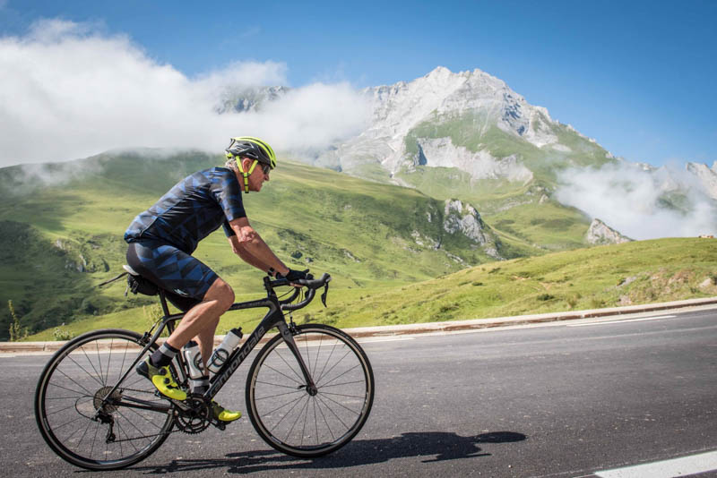 TDF ride tourmalet pyrenees