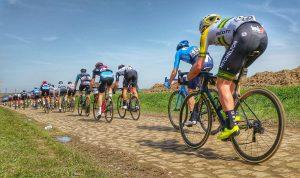 Paris Roubaix Cobbles at Spring Classics