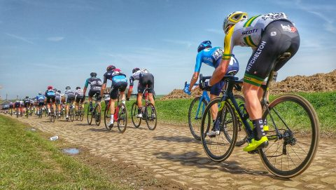 Paris Roubaix Cobbles at Spring Classics