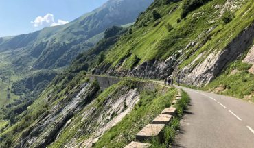 Beautiful cycling roads