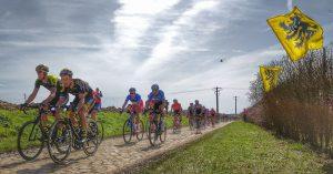 Spirng Classics cobbles riders