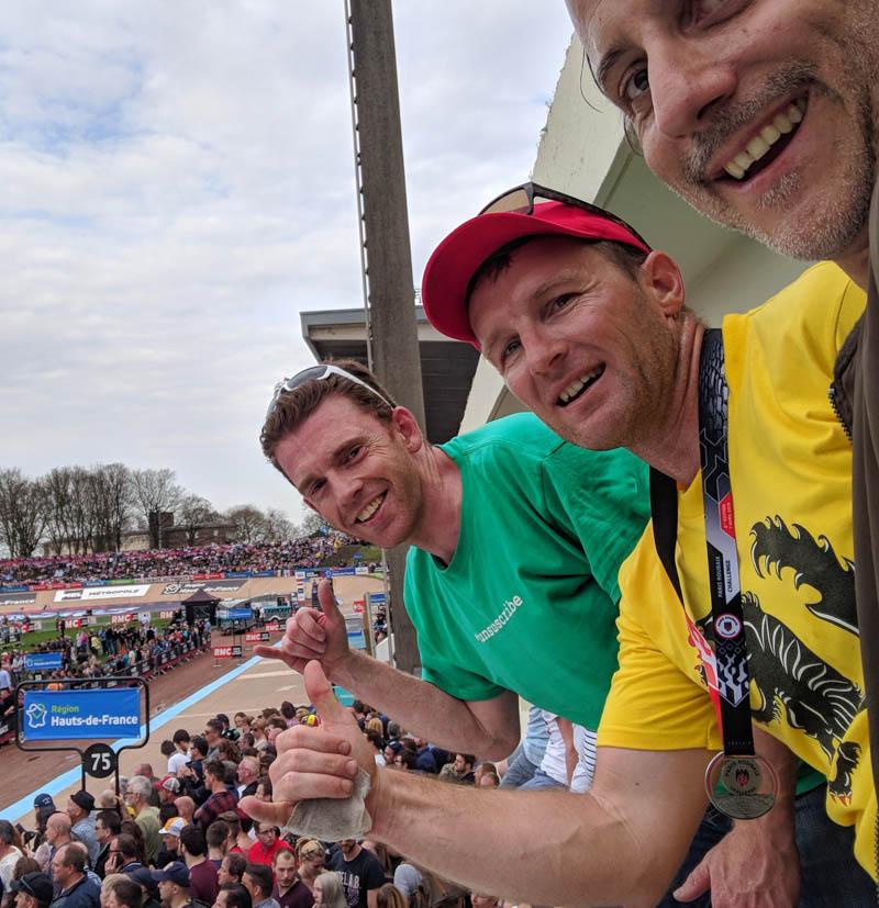 paris roubaix velodrome spring classics