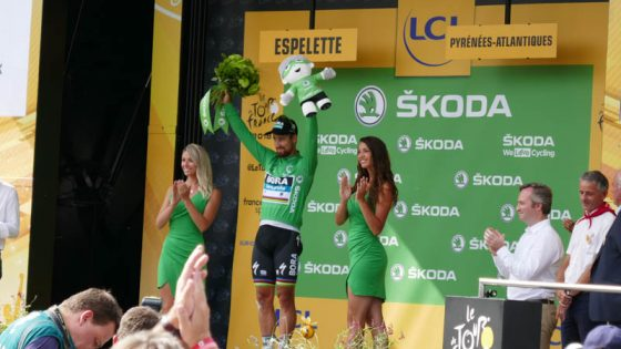 sagan green jersey tour de france