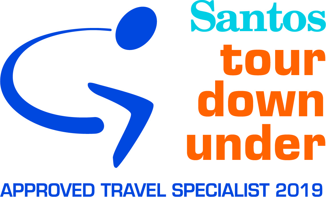 Official Travel Specialist Santos Tour Down Under