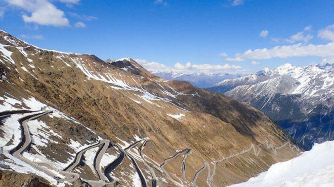 stelvio mountain climb