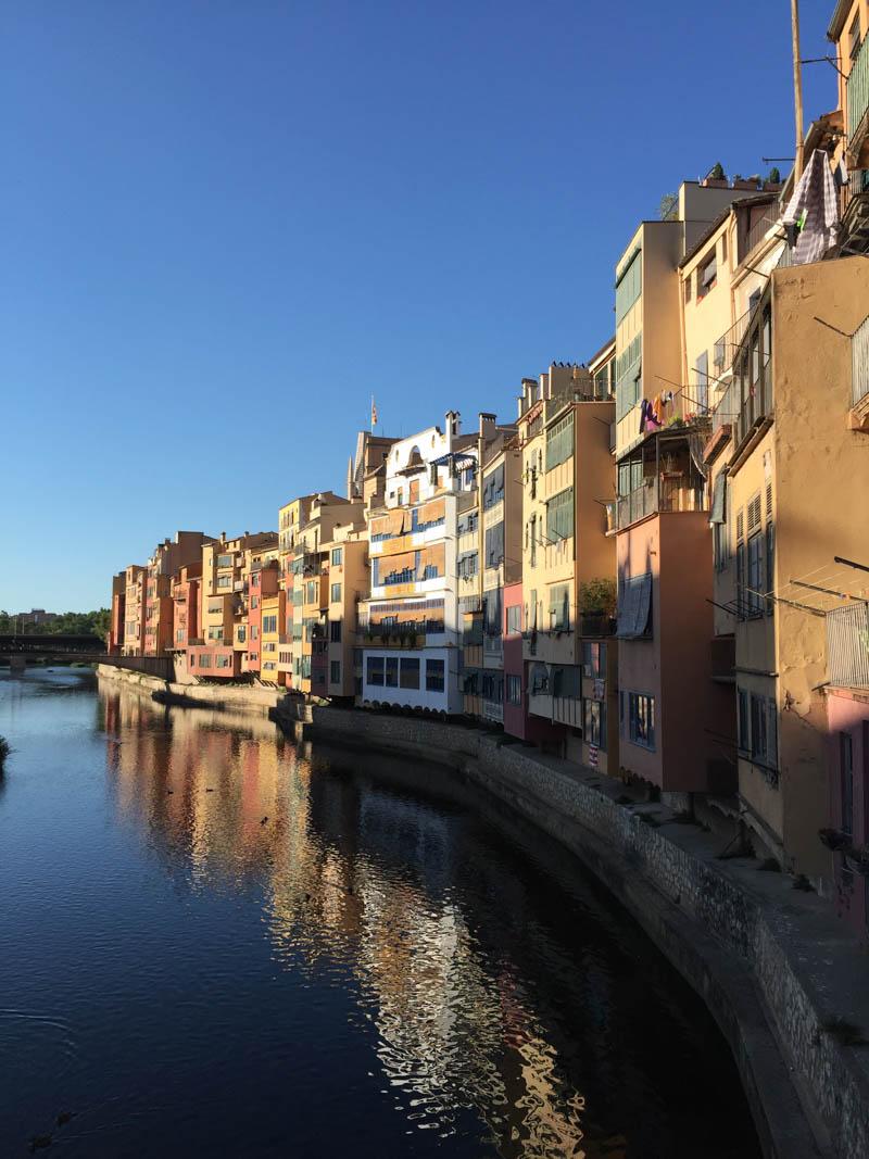 girona city Spain