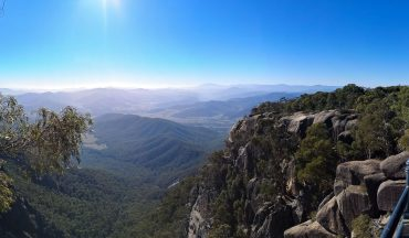 Mount Buffalo and The Horn