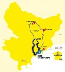 2020 Tour de France Route - Grande Depart