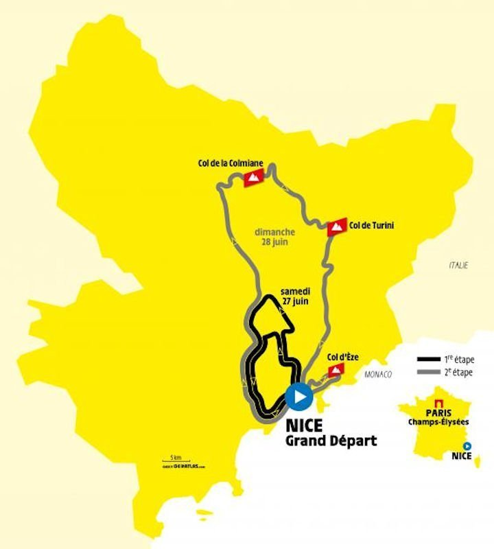 Map Of France Key Stage 2.Tour De France Trip 2020 Tour De France 7 Days To 3 Weeks