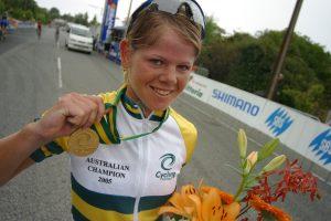 Lorian Graham Australian Champion 2005