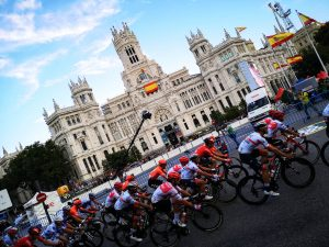 tour of spain bike holiday cover madrid finish