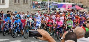 tour of spain stage start