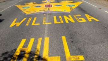 ride old willunga hill tour down under