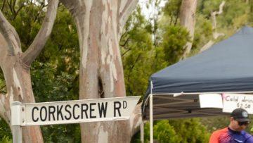 ride corkscrew road
