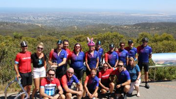 2020 Tour Down Under 9 Days Extended Stay