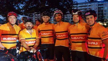 tour down under challenge tour riders