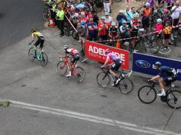 tour down under stage adelaide