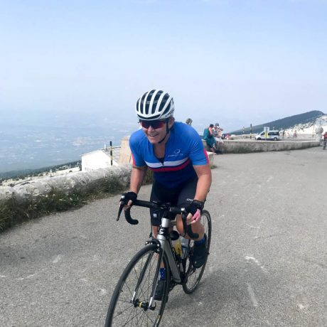 Climb Mont Ventoux France Bike Tours