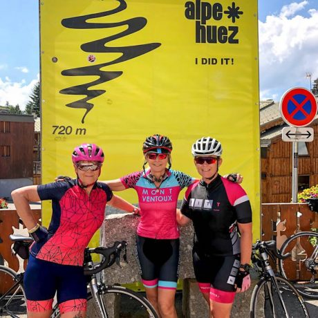 Alpe d'Huez Female Bike Tours