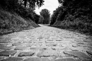 flanders cobbles are punishing