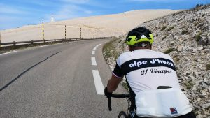 Ride mont ventoux and see tour de france