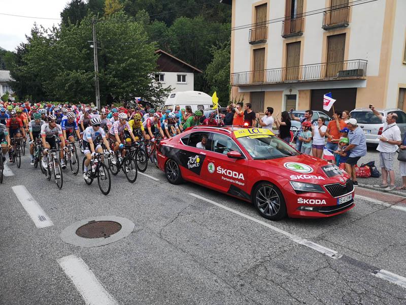 Tour de France Spectator
