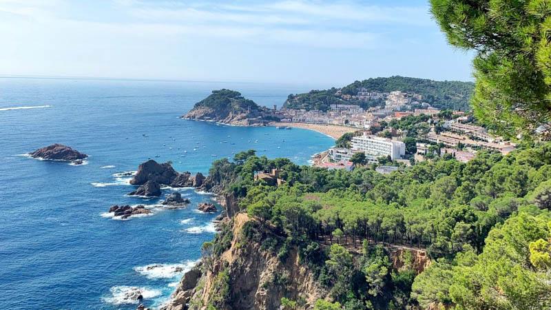Girona, Pyrenees and Tour de France