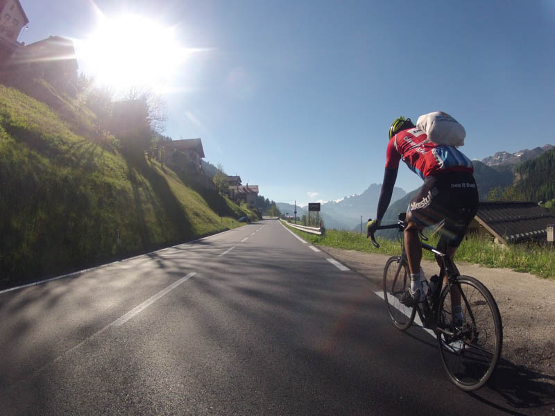 Challenge yourself on the Grandes Alpes route