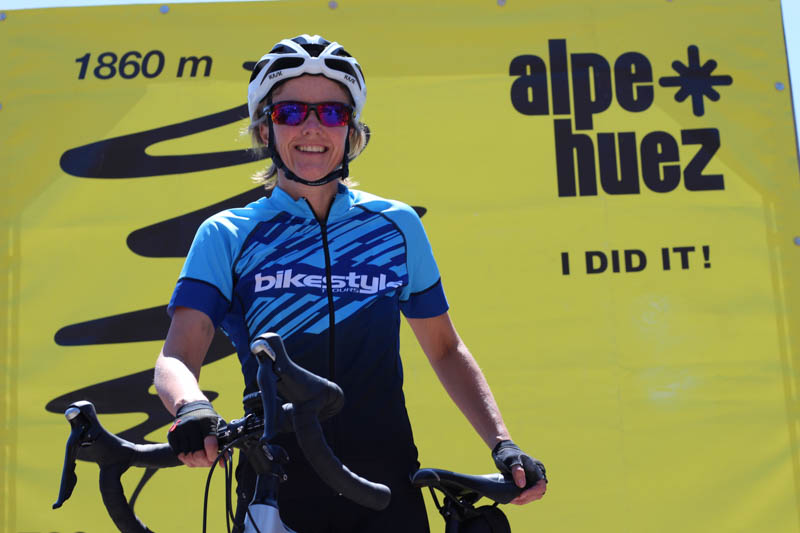 Conquer Alpe d'Huez on a guided bike tour