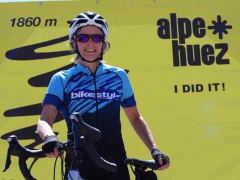 2020 Alpe d'Huez to Paris