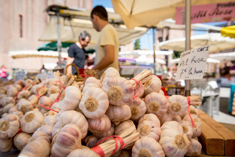 french vibrant city markets