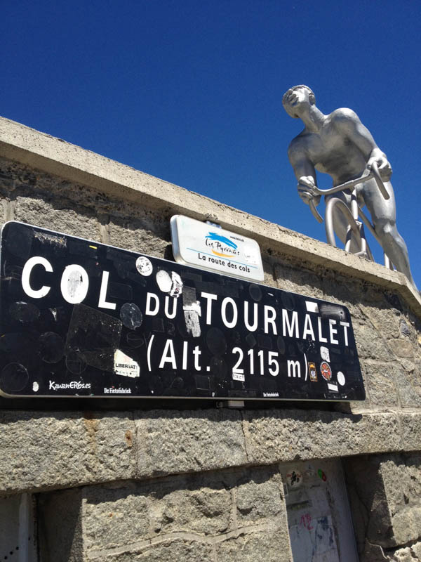 Tour de France Legend Col du Tourmalet