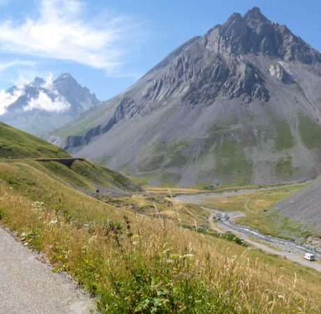 famous climbs of tour de france, galibier