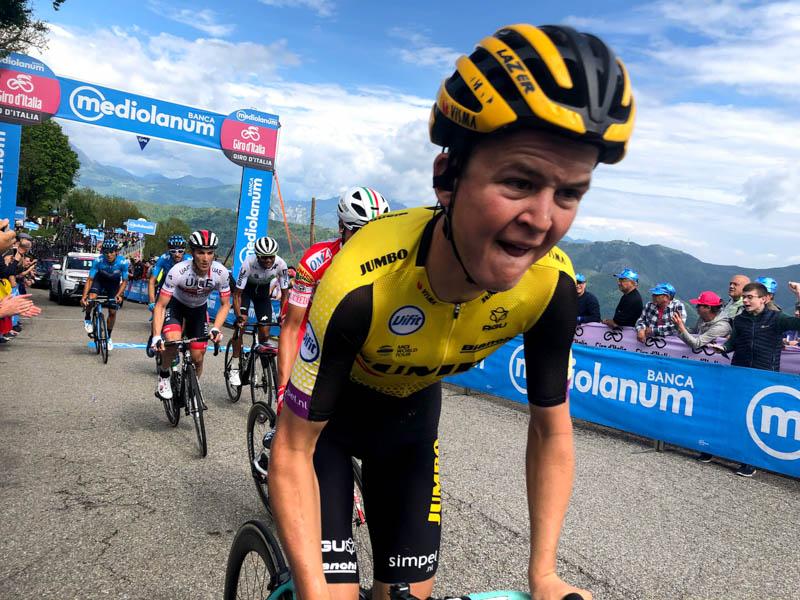 italy bike tour giro d'italia mountain stage