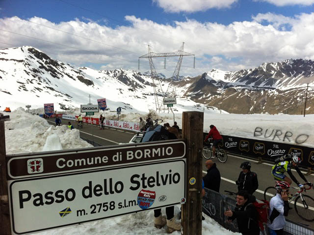 italy bike tour stelvio pass
