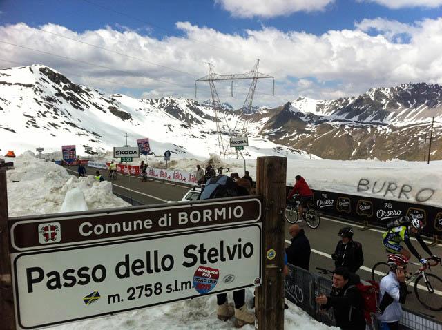 italy bike tour stelvio pass