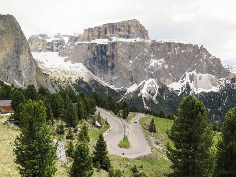 italy bike tour ride the dolomites