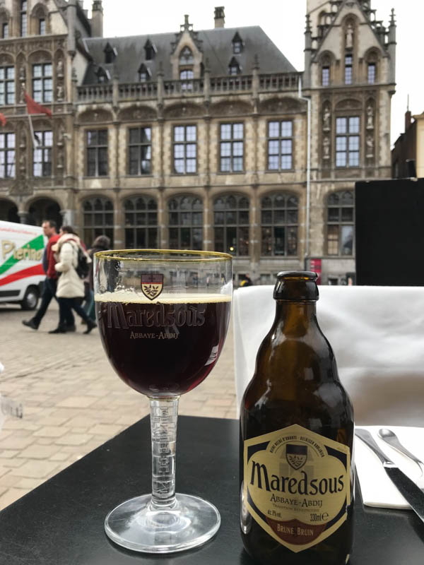 belgium cycling, beer and cobbles