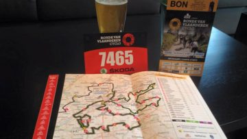 flanders sportive registration and course