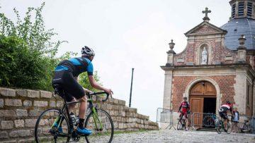 famous climb of flanders kapelmuur
