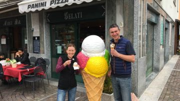 italy culture and food like a gelato