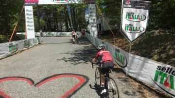 ride giro d'italia climb