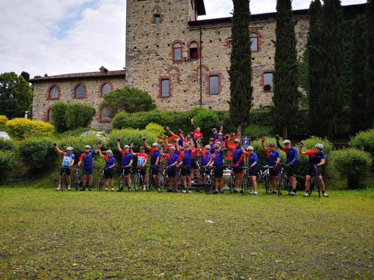 italy bike tours giro ditalia group