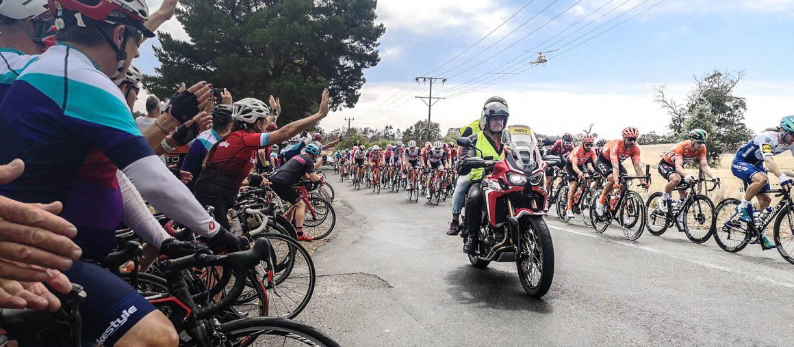 2021 Tour Down Under Australia Bike Tour