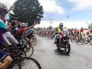 2021 Tour Down Under Australia Bike Tour