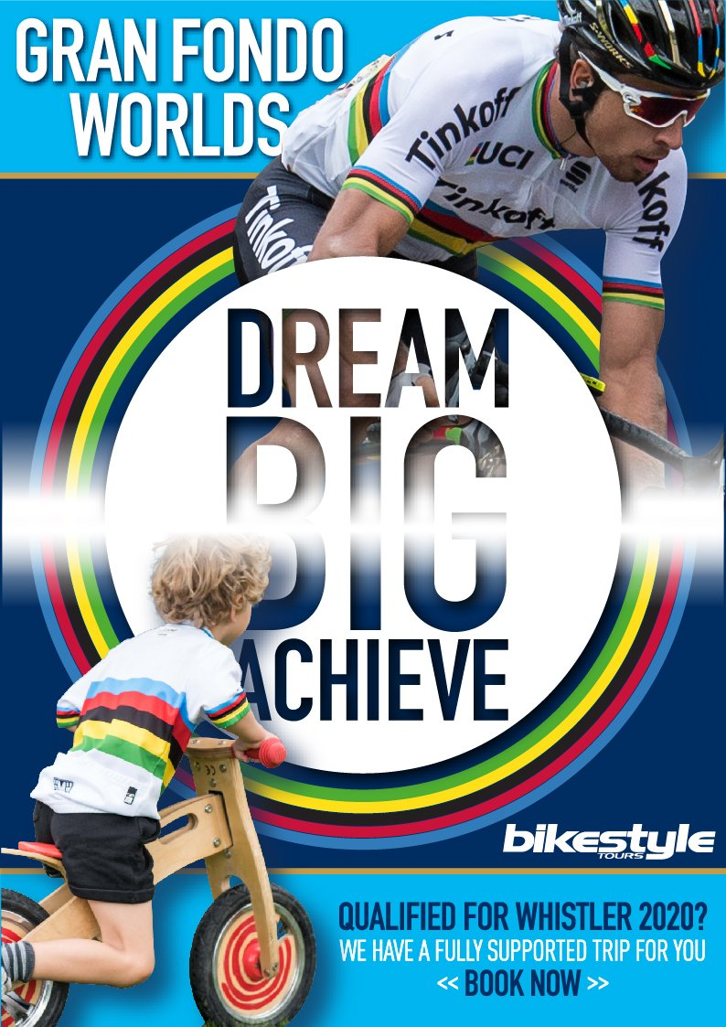 2020 Tour de Brisbane Mt Coot-tha Pre-Ride