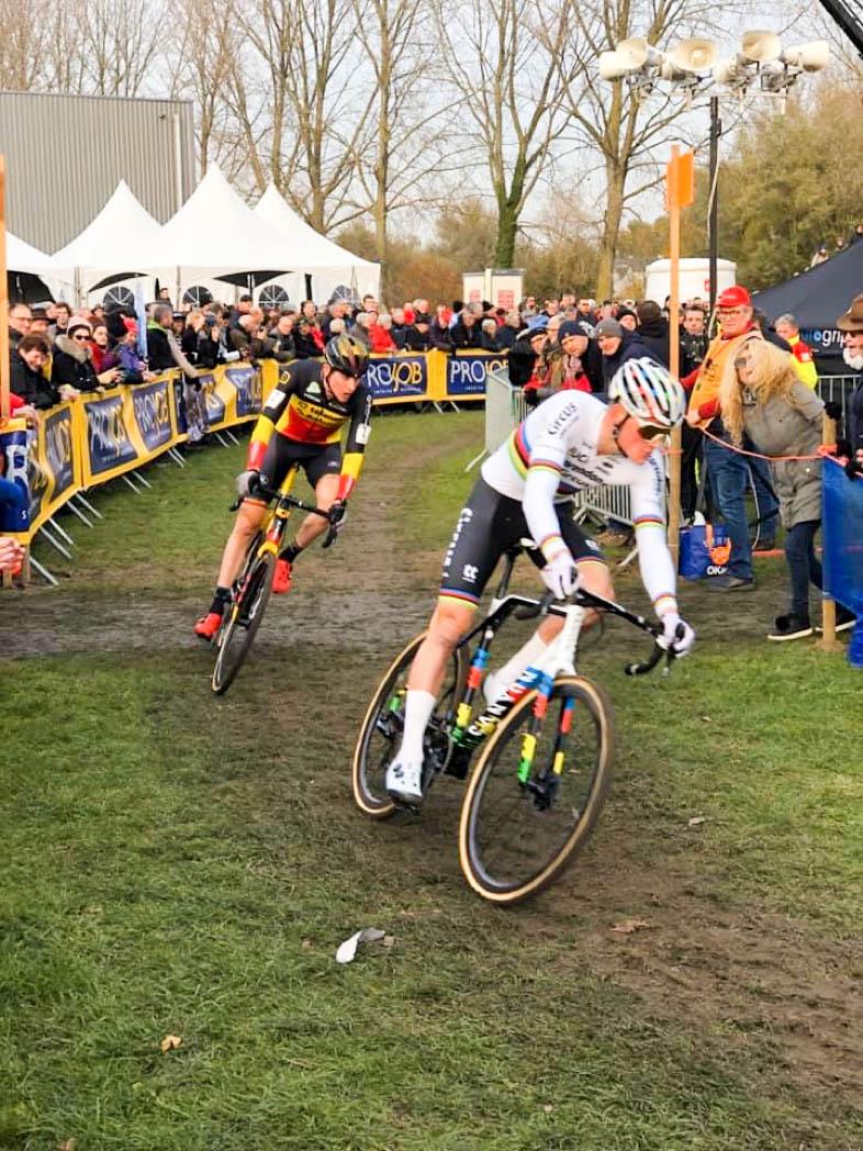 Superprestige cyclocross race belgium