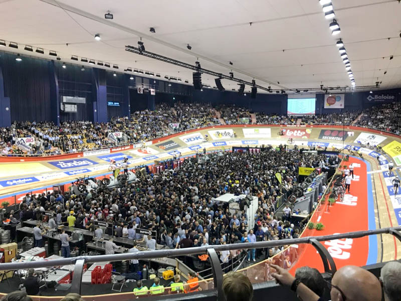 Ghent Six Day Track carnival