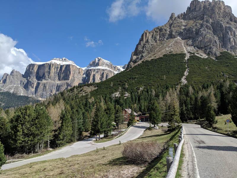 fulgaz cycling trip challenge dolomites