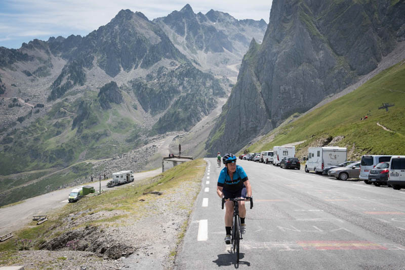Climb challenge cycle indoors tourmalet